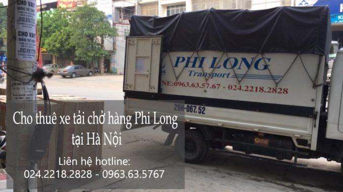 Dịch vụ taxi tải Hà Nội tại phố Hoàng Thế Thiện