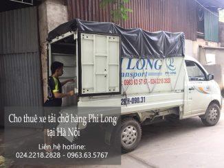 Dịch vụ taxi tải Hà Nội tại phố Đỗ Nhuận