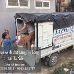 Taxi tải Hà Nội tại phố Lê Văn Hưu