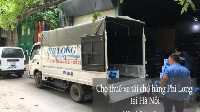Taxi tải giá rẻ tại phường Thụy Khuê