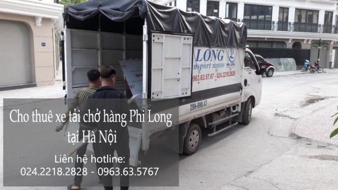 Dịch vụ taxi tải Hà Nội tại đường Trần Hưng Đạo