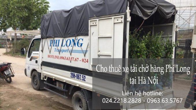 Dịch vụ cho thuê xe taxi tải Hà Nội tại phố Thiền Quang