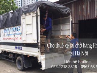 Dịch vụ taxi tải Hà Nội tại phố Chùa Bộc