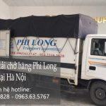 Dịch vụ cho thuê taxi tải Hà Nội tại Phố Cầu Giấy