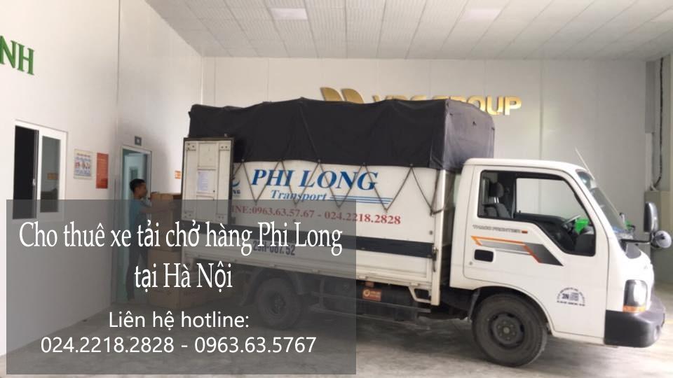Dịch vụ taxi tải Hà Nội tại phố Lê Đại Hành