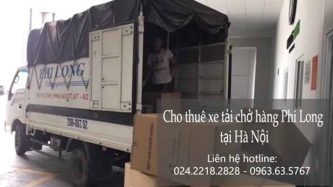 Dịch vụ taxi tải Hà Nội tại phố Phú Lương