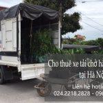 Dịch vụ taxi tải Hà Nội tại phố Phú Lãm