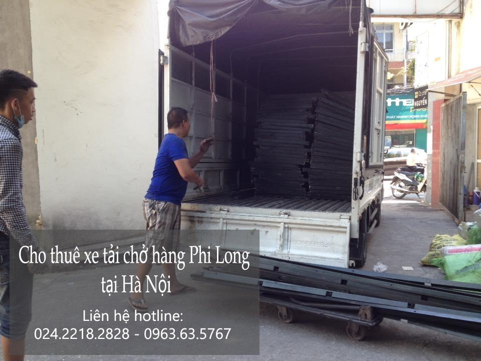 Dịch vụ taxi tải Hà Nội tại phố Hàng Bè