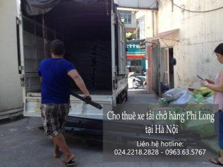 Dịch vụ taxi tải Hà Nội tại phố Tố Hữu
