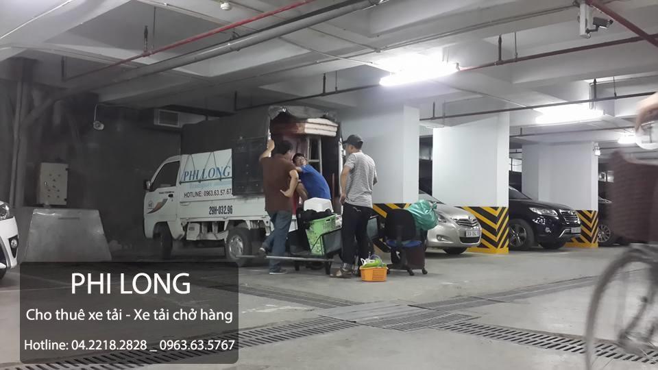 Taxi tải Phi Long cho thuê xe tải giá rẻ tại phố Trần Quang Diệu