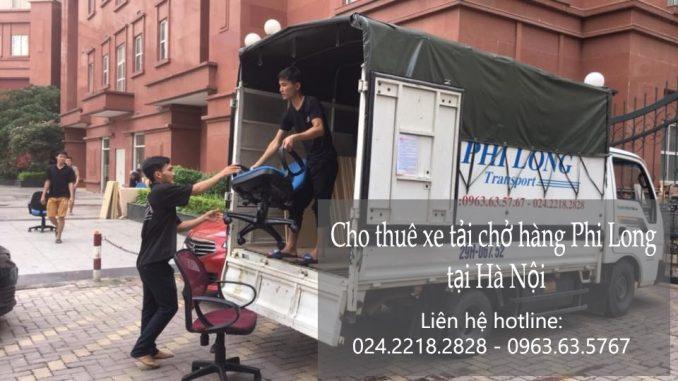 Dịch vụ taxi tải Hà Nội tại phố Nguyễn Du
