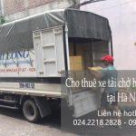 Dịch vụ taxi tải Hà Nội tại phố Bảo Linh