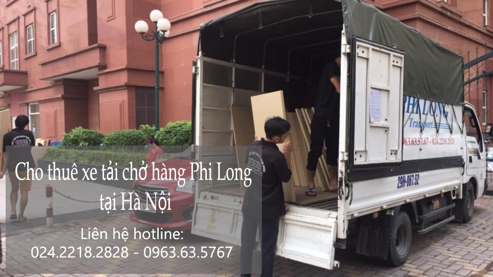Dịch vụ taxi tải Hà Nội tại phố Tô Ngọc Vân