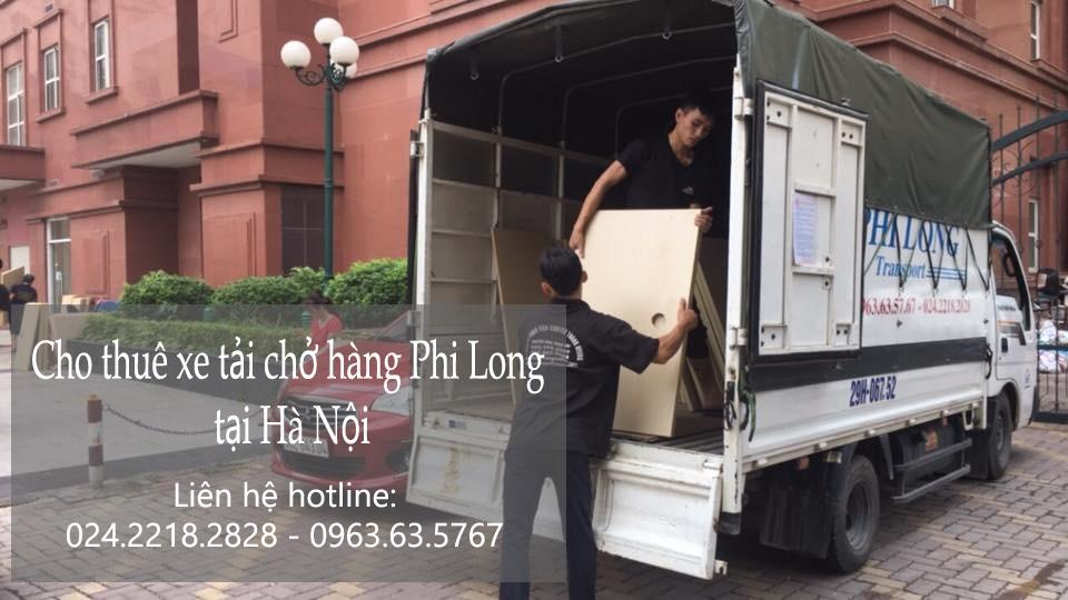 Dịch vụ taxi tải Hà Nội tại đường Nghi Tàm