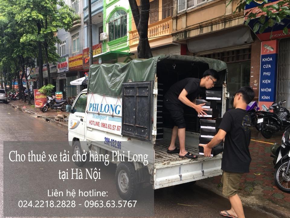 Dịch vụ taxi tải Hà Nội tại đường Quang Tiến