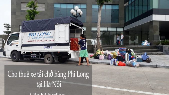 Cho thuê taxi tải Hà Nội tại phố Mai Phúc-0963.63.5767.