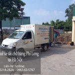 Dịch vụ taxi tải Hà Nội tại phố Phó Đức Chính