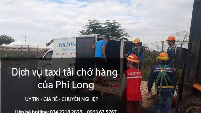 Cho thuê xe tải Hà Nội tại phố Phúc Hoa