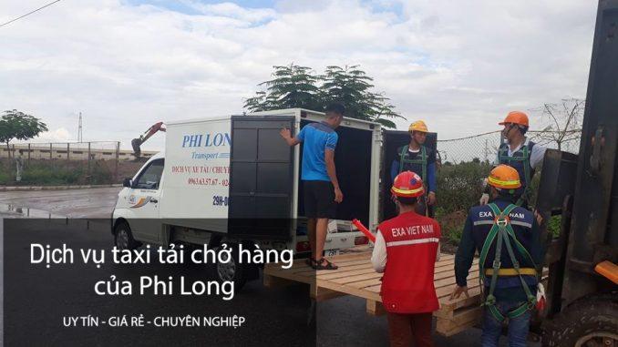 Dịch vụ cho thuê xe tải chở hàng tại phố Ô Cách