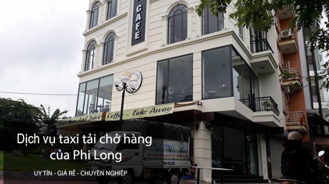 Dịch vụ cho thuê xe tải chở hàng tại phố Nguyễn Quý Đức
