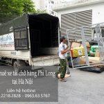 Dịch vụ taxi tải Hà Nội tại phố Huỳnh Văn Nghệ