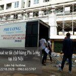 Dịch vụ cho thuê xe tải giá rẻ Phi Long tại phố Hoàng Đạo Thúy