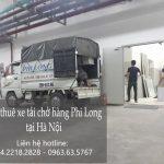 Cho thuê xe tải Hà Nội tại phố Ỷ Lan