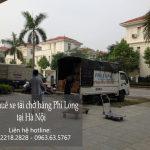 Dịch vụ cho thuê xe tải chở hàng tại phố Trần Duy Hưng