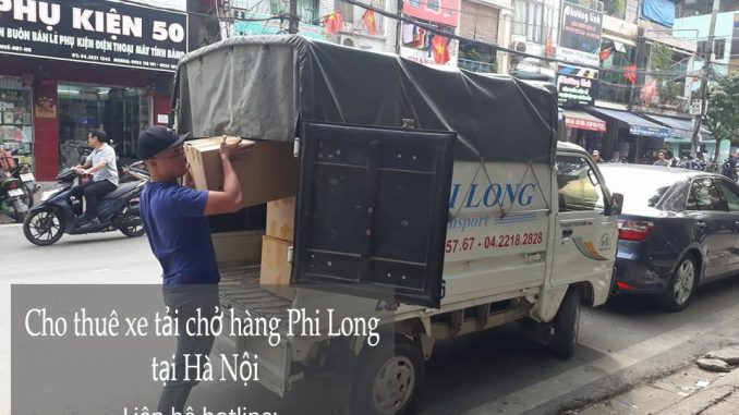 Cho thuê xe tải Hà Nội tại phố Nam Dư
