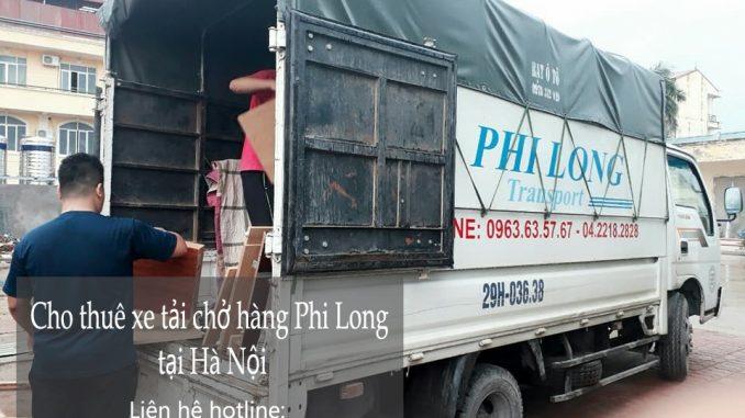 Dịch vụ cho thuê xe tải Hà Nội tại phố Hoàng Như Tiếp-0963.63.5767