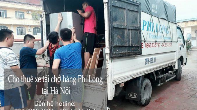 Dịch vụ cho thuê xe taxi tải Hà Nội tại phố Lâm Hạ-0963.63.5767