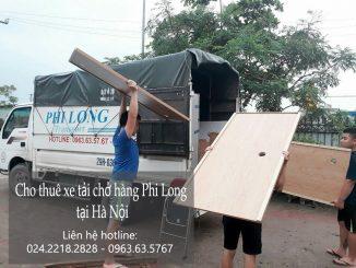 Cho thuê xe tải Hà Nội tại phố Vũ Đức Thận-0963.63.5767