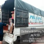 Dịch vụ cho thuê xe tải chở hàng giá rẻ tại phố Hoàng Ngân