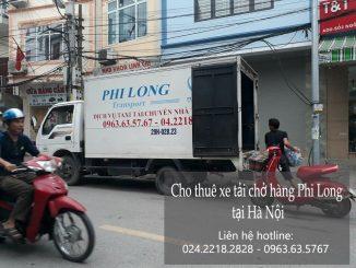 Cho thuê xe tải chất lượng tại phố Huế-0963.63.5767.