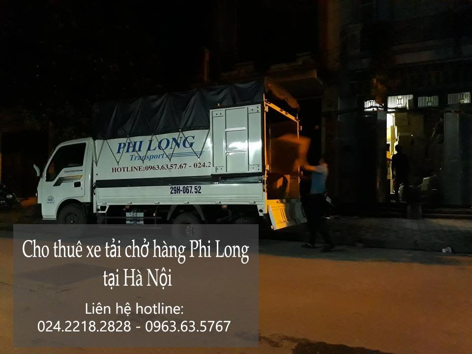 Cho thuê xe tải Hà Nội tại phố Hoa Lâm-0963.63.5767