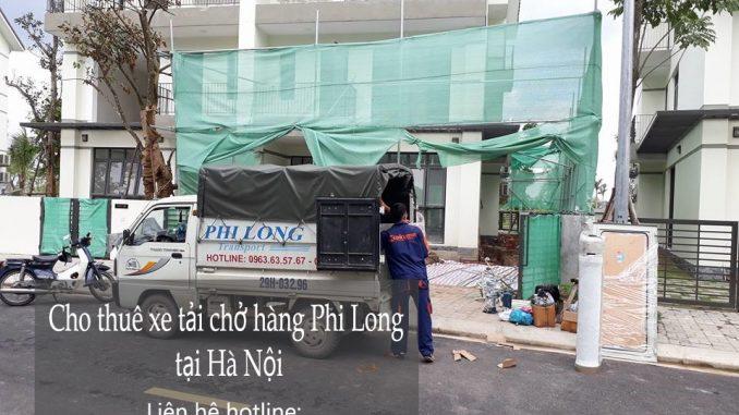 Cho thuê xe tải Hà Nội tại phố Nguyễn Cao Luyện-0963.63.5767