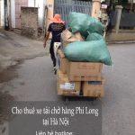 Dịch vụ taxi tải Hà Nội tại phố Đức Giang