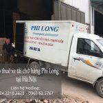 Cho thuê xe taxi tải Hà Nội tại phố Thanh Yên