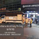 Cho thuê xe taxi tải tại phố Yên Duyên