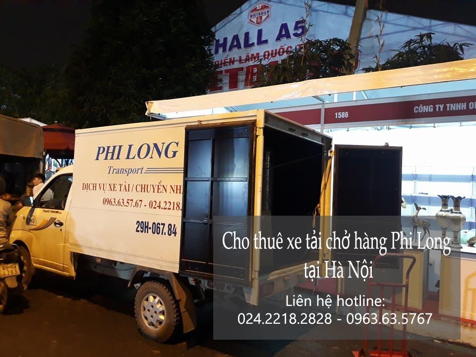 Cho thuê xe taxi tải tại phố Kim Quan-0963.63.5767