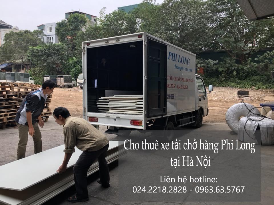 Cho thuê xe vận chuyển thức ăn chăn nuôi tại Trần Khát Chân