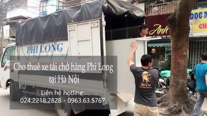 Dịch vụ taxi tải Hà Nội tại phố Hoàng Đạo Thúy