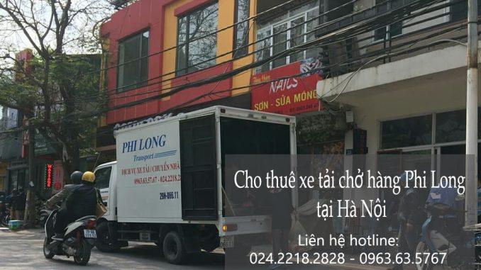 Taxi tải Phi Long giá rẻ tại khu đô thị Dương Nội