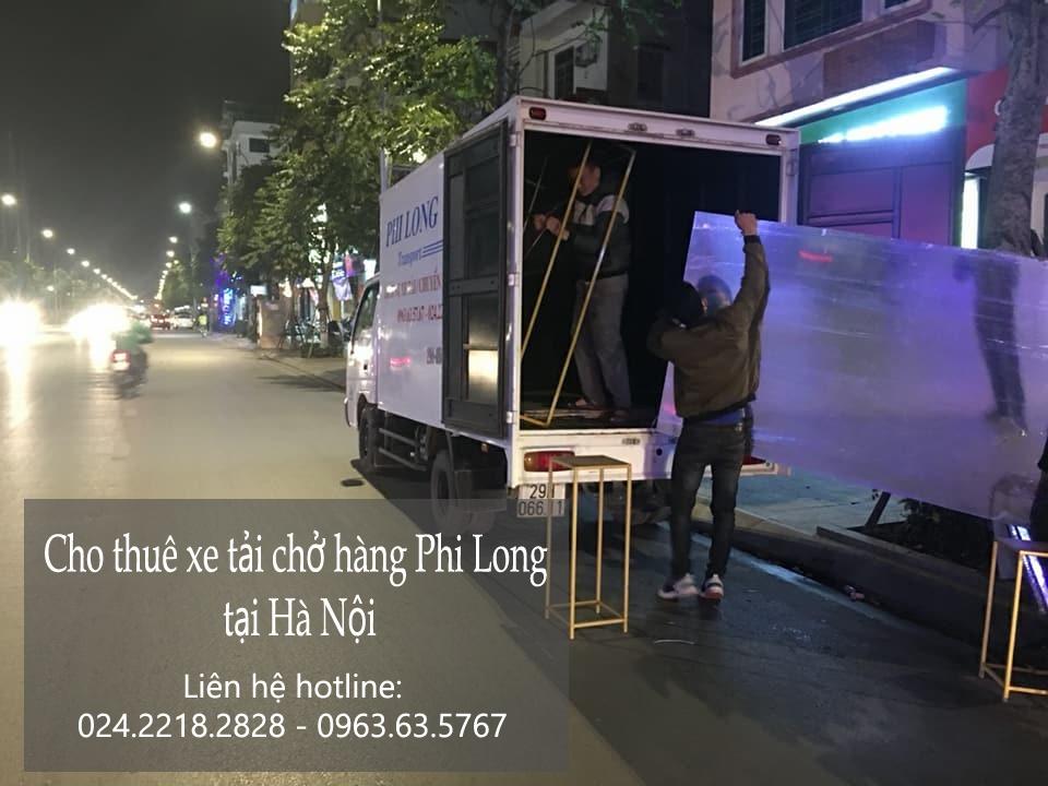Dịch vụ taxi tải Hà Nội tại phố Đỗ Hành