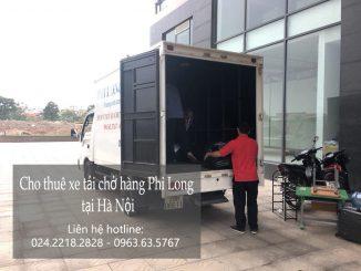 Cho thuê xe tải tại khu đô thị Pháp Vân