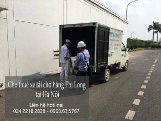 Dịch vụ taxi tải Hà Nội tại phố Tôn Thất Thiệp