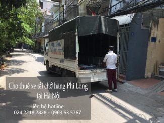 Dịch vụ taxi tải Hà Nội tại phố Trần Kim Xuyến