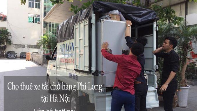Cho thuê xe tải chở hàng tại phố Trần Kim Chung