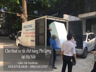 Chở hàng thuê bằng xe tải tại phố Tạ Quang Bửu
