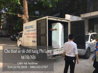Dịch vụ thuê xe tải vận chuyển tại phố Lê Thanh Nghị